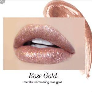 NWT Jouer Lip Topper Bundle: Rose Gold, Tan Lines